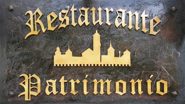 Logo Restaurante Patrimonio